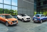 Hyundai nâng cấp mẫu Creta 2019, giá từ 315 triệu đồng
