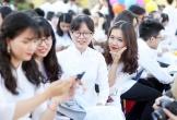 Ngắm vẻ đẹp của nữ sinh trường Bưởi trong tà áo dài ngày bế giảng