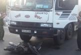 Người đàn ông chết thảm sau khi bị xe tải kéo lê hơn 20m