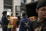 Cảnh sát mất ba ngày kiểm đếm tiền thu tại nhà cựu thủ tướng Malaysia