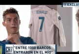 C.Ronaldo bàng hoàng khi bị cảnh sát có súng bao vây