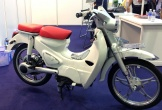 Xe điện ZS800TD - bản sao Honda Cub xuất hiện tại Việt Nam