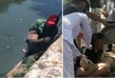 Nhảy sông tự tử không chết, cô gái choáng váng vì nước ô nhiễm quá nặng