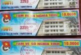 Bệnh viện Mắt TPHCM in và bán vé số trái luật