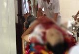 Bàng hoàng phát hiện vợ chết trên vũng máu, chồng thoi thóp với vết thương trên cổ
