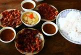 Hương vị đồng quê Hà Tĩnh trong món bún thịt nướng