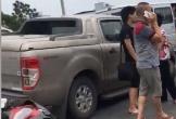 Ly kỳ hành trình 50km truy đuổi xe bán tải gây tai nạn