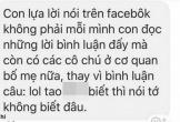 Lý do khiến nhiều bạn trẻ không muốn kết bạn FB với người thân, ai trải qua chắc chắn thấu hiểu