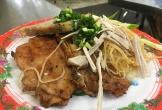 Quán cơm tấm 20 năm trong hẻm nhỏ ở Sài Gòn