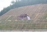 """Hà Tĩnh: Tháo dỡ ngôi nhà """"mọc"""" trên mái kè siêu dự án thủy lợi Ngàn Trươi"""