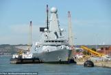 Điểm yếu khiến đội tàu chiến chủ chốt của Anh
