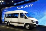 Dũng Lạc chính thức phân phối Hyundai Solati