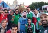 Dân mạng thích thú với anh chàng đến Nga xem World Cup với giá 0 đồng dù bị vợ cấm không cho đi