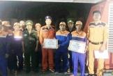 Nghệ An:  7 ngư dân hoang mang trên con tàu hỏng giữa biển