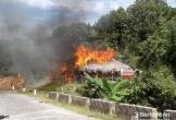 Nghệ An: Giận vợ, chồng đốt nhà để dằn mặt