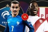 Pháp vs Peru: Chiến thắng cho chiếc vé sớm