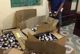 Thu giữ 1.400 lọ thuốc tân dược và 800 bao thuốc lá không giấy tờ