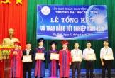 781 sinh viên Đại học Hà Tĩnh nhận bằng tốt nghiệp