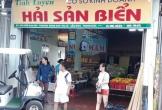 Phát hiện 2 cửa hàng hải sản biển ở Sầm Sơn bán tôm bơm tạp chất độc hại
