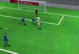 Cú volley mở tỷ số của Nigeria của Musa qua góc nhìn 3D