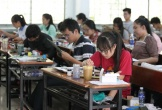 Mang gì vào phòng thi THPT quốc gia để tránh