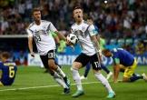 Đức thắng ngược Thụy Điển trong thế 10 người: Cả thế giới ngã mũ trước tinh thần Đức!