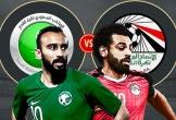 Ai Cập vs Saudi Arabia: Chốt mạnh