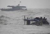 Nỗ lực tìm kiếm 3 ngư dân mất tích trong vụ đắm tàu