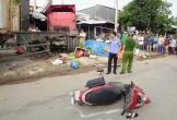 Xe container đâm vào nhà dân khiến bé gái 5 tuổi tử vong