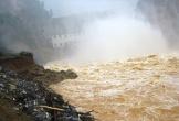 Thủy điện Hà Tĩnh thông báo xã lũ, Nghệ An kêu gọi tàu thuyền khẩn trương trú ẩn