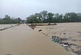 Hà Tĩnh: Mưa lớn, nước sông lên nhanh, thủy điện Hương Sơn tiến hành xả lũ