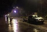 Hà Tĩnh: Đâm đuôi ô tô trong đêm mưa bão, 2 người nguy kịch