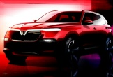 VinFast mang hai mẫu ôtô sang Pháp ra mắt