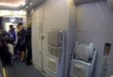 Nhà vệ sinh trên máy bay hoạt động như thế nào