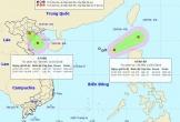 Một áp thấp sắp ra khỏi Biển Đông, cơn áp thấp khác lại sắp hình thành