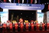 Thủ tướng Chính phủ dự lễ cắt băng khánh thành đường tránh Ngã ba Đồng Lộc