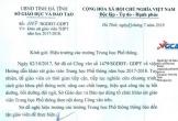 Hà Tĩnh: Dừng việc tổ chức thi sát hạch giáo viên