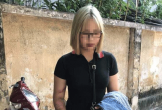 Thiếu nữ đâm gãy chân Đại úy CSCĐ được gia đình bảo lãnh