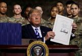 Tổng thống Trump ký thông qua dự luật quốc phòng 716 tỷ USD