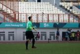 Bùi Tiến Dũng làm gì suốt hiệp 2 trận đấu với Olympic Pakistan?