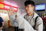 Chia tay Tottenham, ngôi sao Son Heung-min về thi đấu ở Asiad 2018