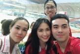 Hoà Minzy sang Indonesia cổ vũ Công Phượng và U23 Việt Nam