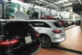 Khách Việt ồ ạt đưa Mercedes GLC đi 'khám bệnh'
