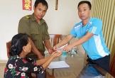 Ban quản lý chợ ở Hà Tĩnh trả lại 1,3 cây vàng cho người đánh rơi