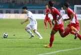 Vì sao Công Phượng bị nhắc nhở sau trận thắng Olympic Nepal?