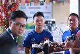 """Quang Hải: """"Olympic Việt Nam không quan tâm Nhật Bản mạnh thế nào"""""""