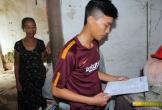 Cậu học trò Hà Tĩnh thiếu cha, vắng mẹ đỗ ĐH Bách khoa HN nhưng không có tiền nhập học
