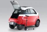 Microlino sẽ tái sinh huyền thoại Isetta