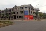Khu đô thị dự án HUD tại Hà Tĩnh: Xây dựng sai quy hoạch, chủ đầu tư đổ lỗi cho khách hàng?