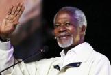 Cựu tổng thư ký Liên Hợp Quốc Kofi Annan qua đời: Ghana quốc tang 1 tuần